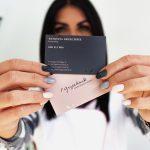 Patrycja Grzechnik Gabinet Kosmetologiczny wizytówka